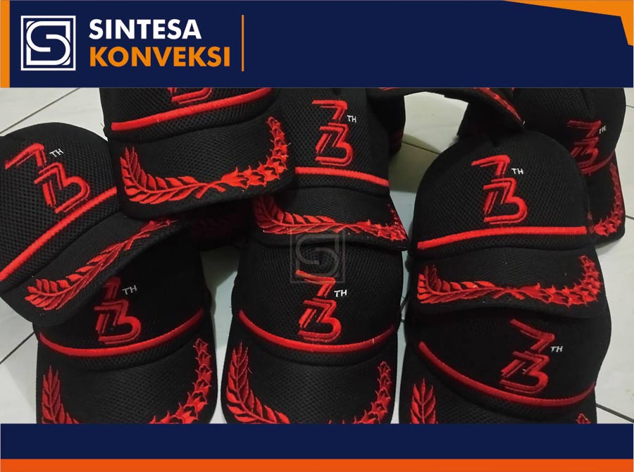 jasa pembuatan topi (1)