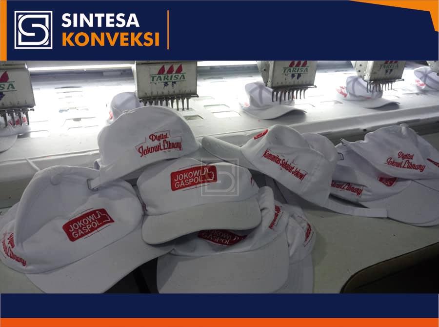konveksi topi murah