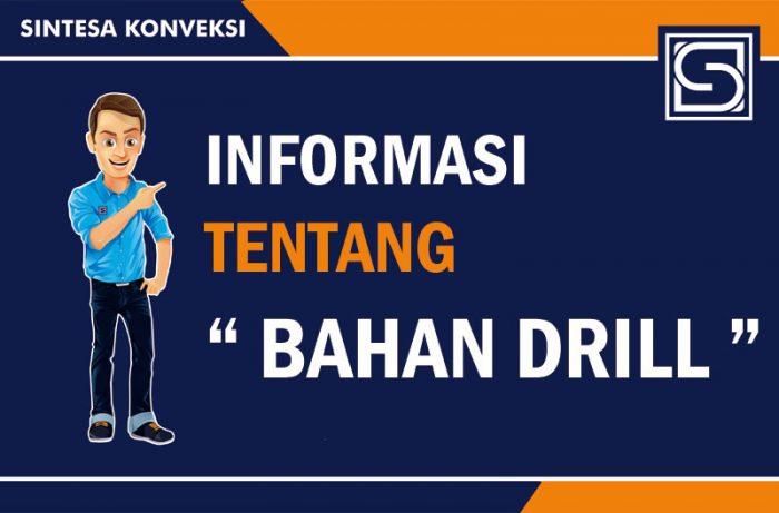 BAHAN-DRILL