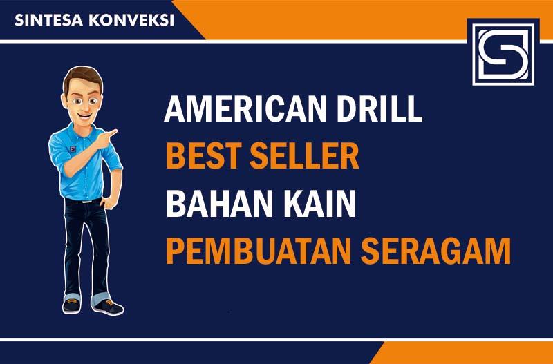 Bahan American Drill