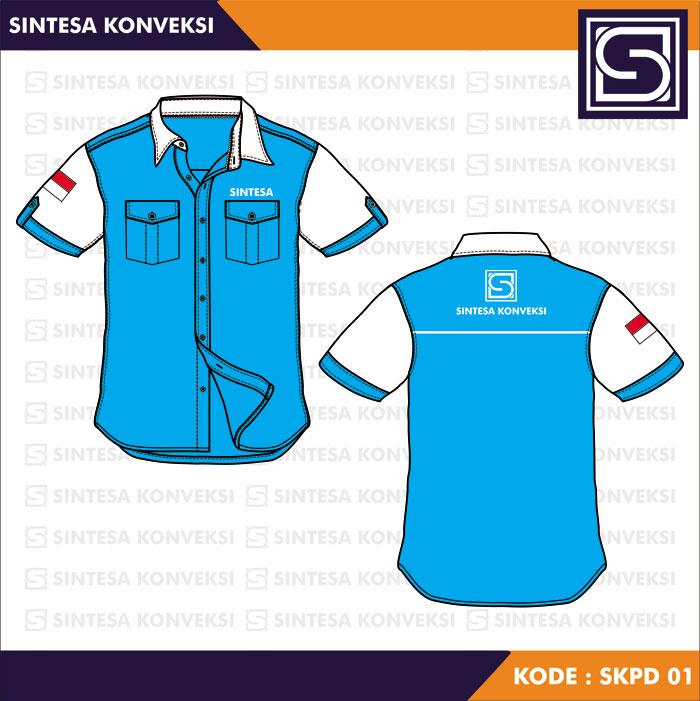 Desain Baju Seragam Kerja keren (18)