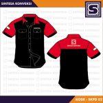 Desain Kemeja Kerja Code SKPD - 02 a (4)