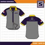 desain baju PDH -2