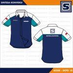 desain seragam kerja keren