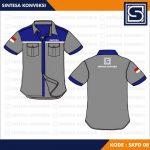 desain seragam kerja keren 2