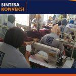 jasa pembuatan seragam kerja bordir