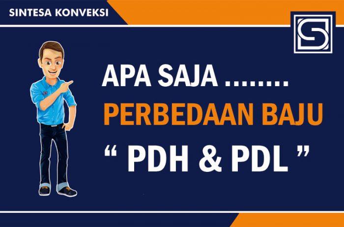 perbedaan-baju-PDH-dan-PDL