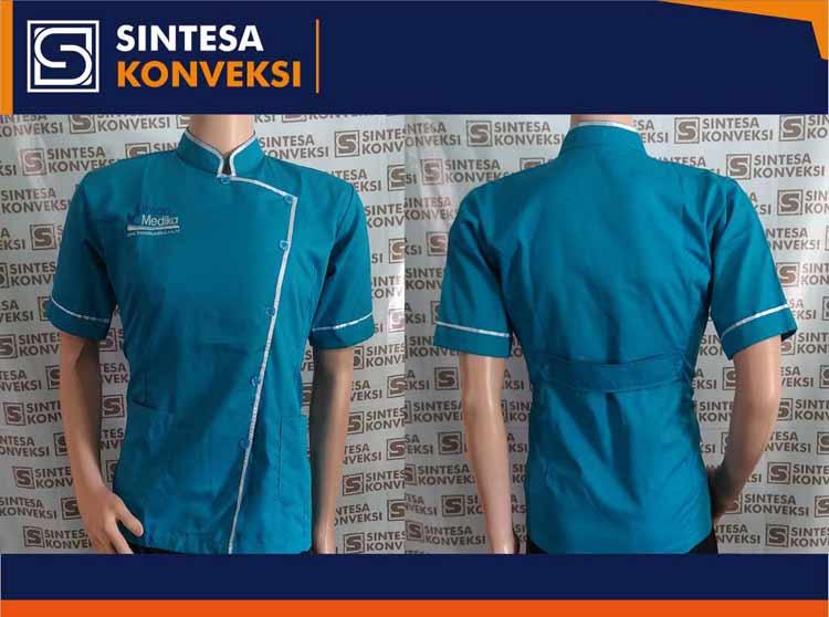 pembuatan seragam perawat