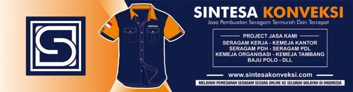 konveksi seragam online indonesia