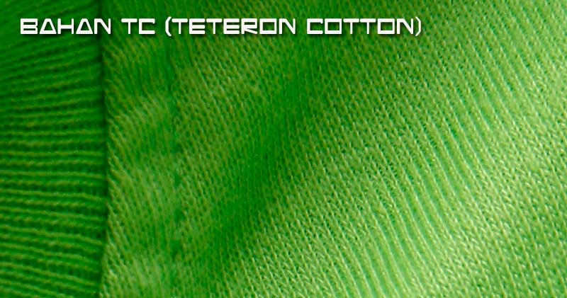 Bahan TC (Teteron Cotton)