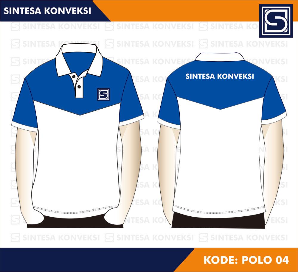 desain baju polo terbaik
