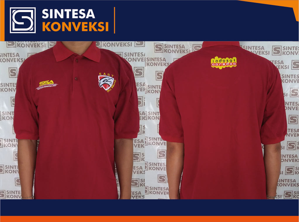 polo shirt pendek
