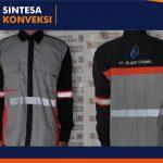 baju safety pertambangan
