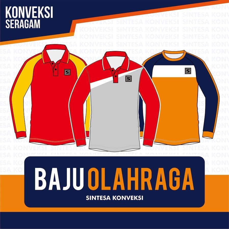 desain baju olahraga terbaik