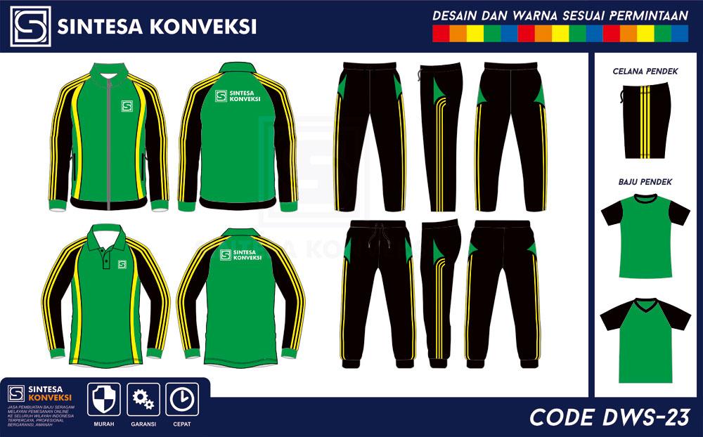 desain baju olahraga terbaru (2)