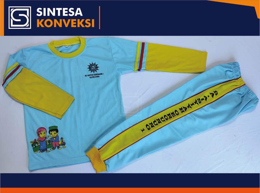 konveksi baju olahraga anak