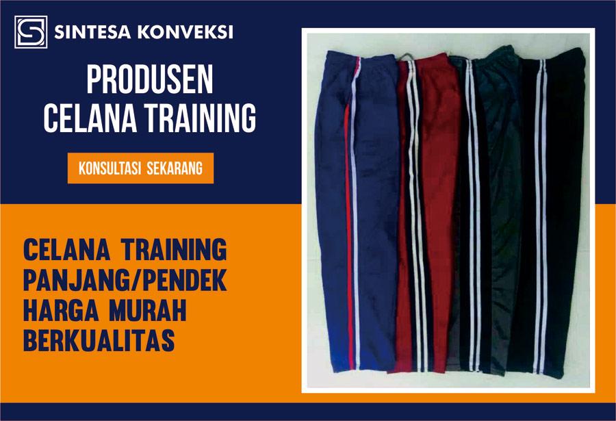konveksi celana training olahraga