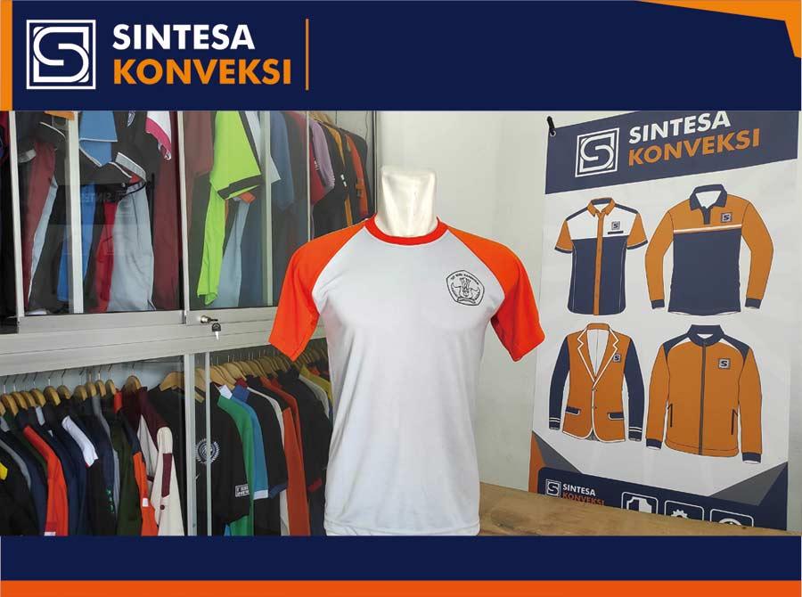 Baju Seragam Olahraga SD